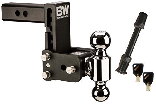 B&W Hitches TS10037B Tow & Stow Model 8 5-5.5