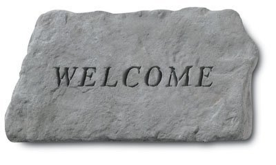 Kay Berry- Inc. 80620 Welcome - Memorial - 11 Inches x 6.5 Inches B002LGSBTS