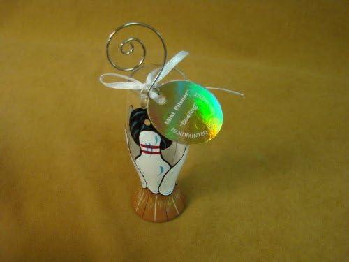 Mini Pilsner Bowling Ornament