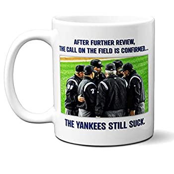 Amazon.com  Funny Boston Red Sox Fan New York Yankees Coffee Cup ... 9440b2c74b