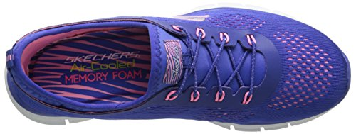 Skechers Aliante Armonia Damen Sneaker Violett - Rosa