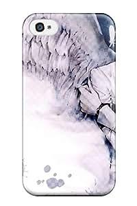 Brenda Baldwin Burton's Shop New Arrival Case Specially Design For Iphone 4/4s (angel Sanctuary) 2725350K99508680