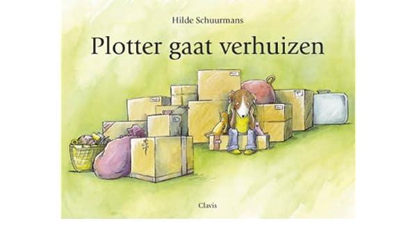 Plotter gaat verhuizen (Clavisje): Amazon.es: Schuurmans, Hilde: Libros en idiomas extranjeros
