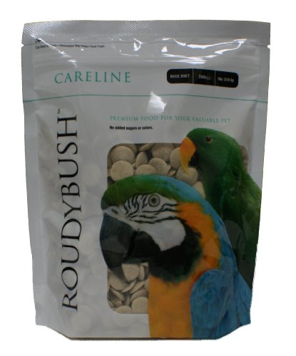 Roudybush Rice Diet for Birds, Small, 18-Ounce, My Pet Supplies