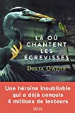 Books : Là où chantent les écrevisses (Romans étrangers (H.C.)) (French Edition)