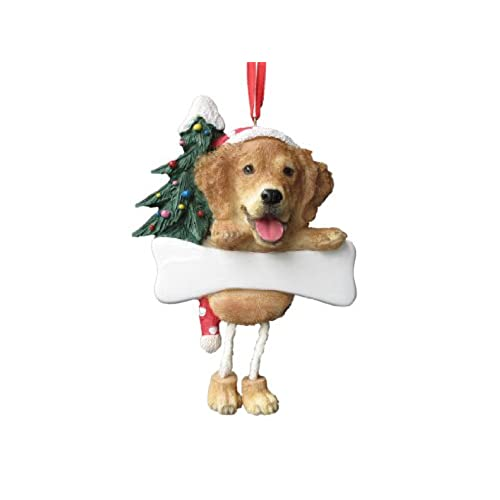 Golden retriever puppy gifts for christmas