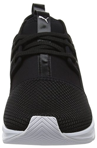 Satin Per Wn's Donna Nero Puma puma Black Low Phenom White Ep Outdoor Scape puma Sport wqxR1YER