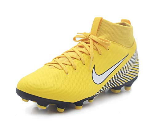 NIKE Jr. Mercurial Superfly VI Academy Neymar Jr MG Little/Big Youngsters' Multi-Ground Soccer Cleat – DiZiSports Store
