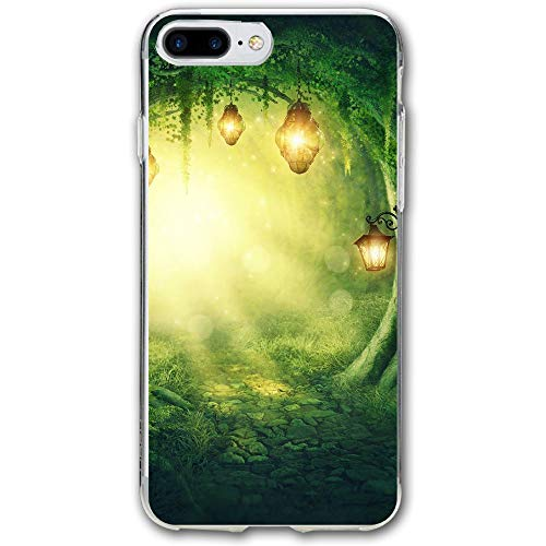 (Halloween Tree Hole Resistant Cover Case Compatible iPhone 7 Plus iPhone 6 Plus)