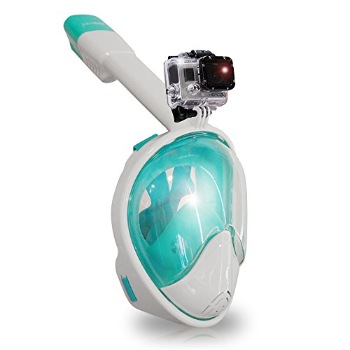 H2O Voyager Panoramic Anti Leak Snorkeling product image