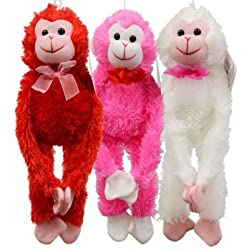Valentine's Day Gifts & Decorations (Hanging Monkeys)