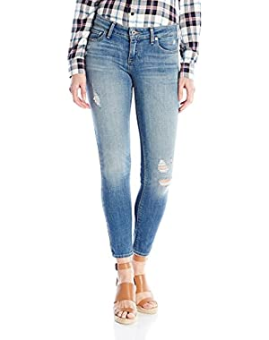 Women's Lolita Skinny Jean in Pine Forest