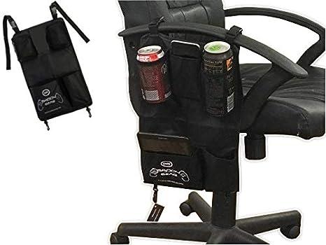 Amazon.com: Organizador universal para reposabrazos de silla ...
