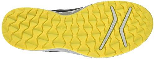 Ecco 803544, Zapatillas De Deporte Hombre Multicolor (59489black/slate/bamboo)