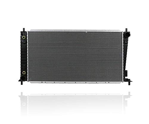 Radiator - Pacific Best Inc For/Fit 2260 Ford Pickup 4.2/4.6/5.4 Liter (Under 8500 GVW) PT/AC -