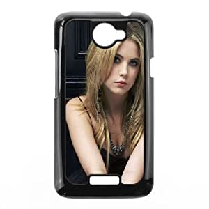 Celebrities Ashley Benson HTC One X Cell Phone Case Black phone component AU_507321