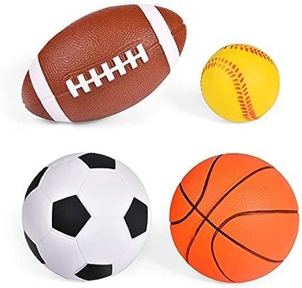 Amazon.com: Pelotas deportivas para niños, pelotas de ...