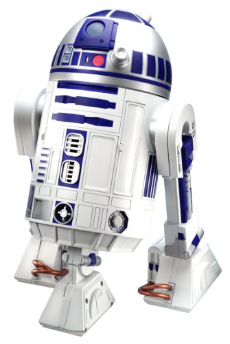 Star Wars Interactive R2D2 Astromech Droid Robot(Discontinued by (R2 D2 Interactive Droid Commands)