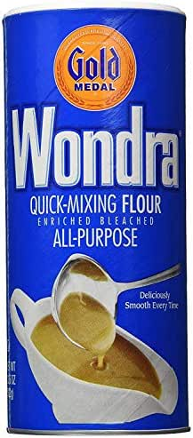 Flours & Meals: Gold Medal Wondra Quick Mixing