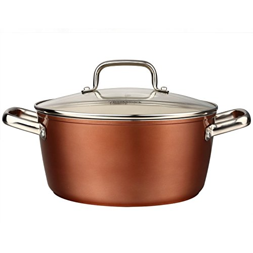 Pots And Pans Set Cooksmark Ceramic Cookware Set Copper