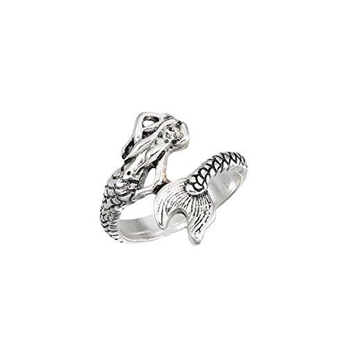 Mermaid Wrap Ring