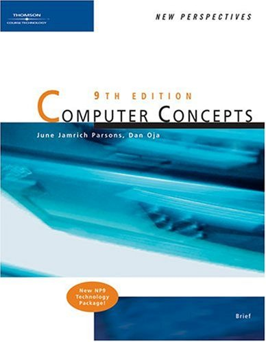 New Perspectives on Computer Concepts, Ninth Edition, Brief (Available Titles Skills Assessment Manager (SAM) - Office 2