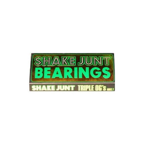 (Shake Junt ABEC-7 Triple Og'S Bearings)