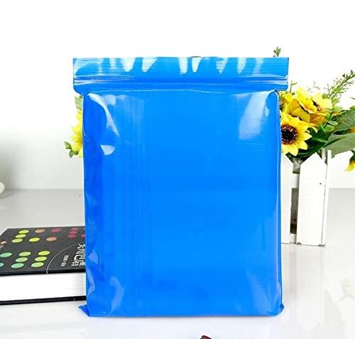 ZipCoV Bolsas de plástico con Cierre de Cremallera para ...