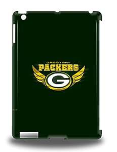 High Quality Durability 3D PC Case For Ipad Air NFL Green Bay Packers Logo ( Custom Picture iPhone 6, iPhone 6 PLUS, iPhone 5, iPhone 5S, iPhone 5C, iPhone 4, iPhone 4S,Galaxy S6,Galaxy S5,Galaxy S4,Galaxy S3,Note 3,iPad Mini-Mini 2,iPad Air )