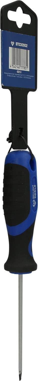 BRILLIANT TOOLS BT034902 Destornillador Azul y Negro T7