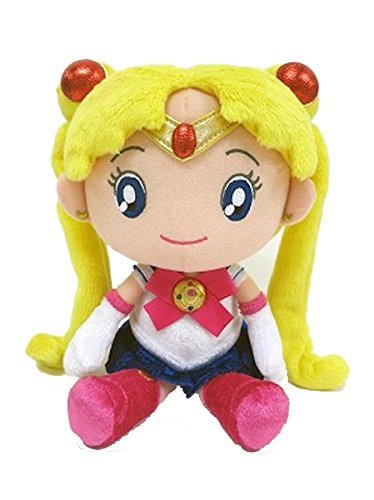Sailor Moon Collection Stuffed Plush Doll (Sailor Moon)