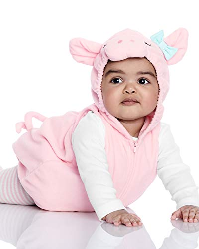 Carter's Baby Boys' Costumes (3-6 Months, Piggy)]()