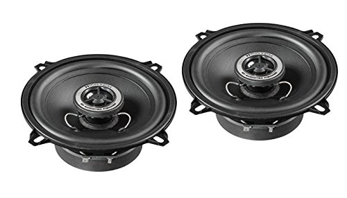 Einbauset f/ür Opel Tigra B Twin Top Lautsprecher Boxen Helix Match MS5X 13cm Koaxsystem Auto Einbauzubeh/ör JUST SOUND best choice for caraudio