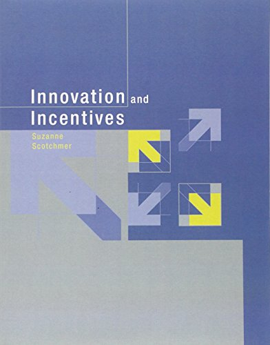 Innovation and Incentives (The MIT Press)