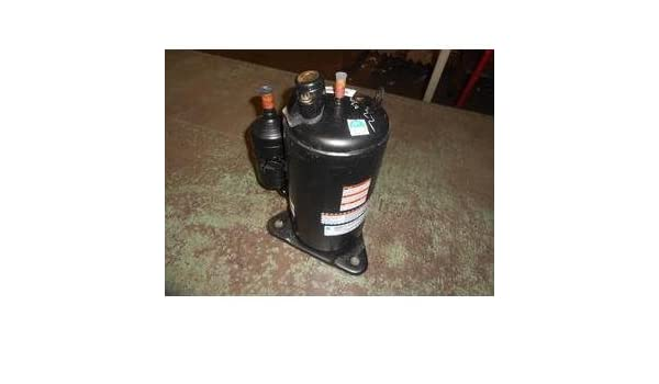 TECUMSEH RNA5522YNA/RN653EH-Y01-A4 2HP HIGH TEMPERATURE ROTARY COMPRESSOR 208-230/60/1 R-134A - - Amazon.com