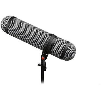 Rycote 10323 Super-Blimp Windshield and Shock-Mounting System for Rode NTG Shotgun Microphones