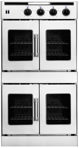 American Range Stainless Steel Double Wall Oven (American Range Stainless Steel Oven)