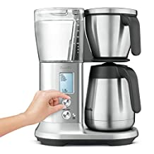 Breville BDC450BSS Precision Brewer Thermal, Silver