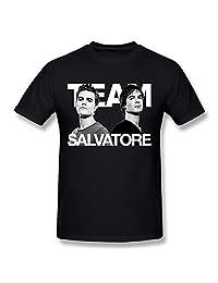 Damon -- The Vampire Diaries Adult T-Shirt