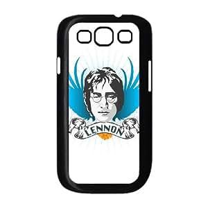 John Lennon Samsung Galaxy S3 9300 Cell Phone Case Black JR5253714