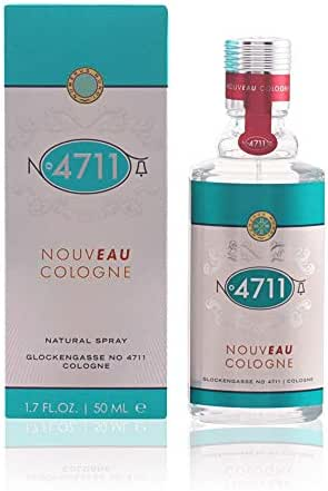 4711 Nouveau Cologne Eau de Cologne Spray for Women, 3.4 Ounce