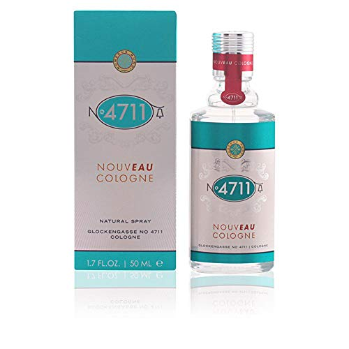- 4711 Nouveau Cologne Eau de Cologne Spray for Women, 3.4 Ounce