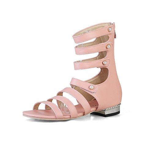 35 Donna EU BalaMasa Ballerine Rosa ASL05089 Pink BqaxUzXw