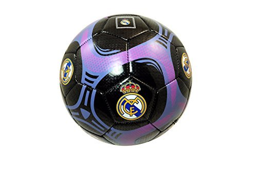 (Real Madrid Authentic Official Licensed Soccer Ball Size 5 -001)