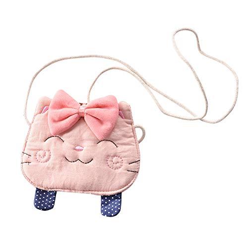 Cute Bag Monedero Titular de Navidad Handbag Girls Shoulder Cat Body Kids de Purse Niños ZREAL Cross Regalo dwHvq17d