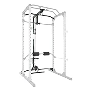 ae4c2259961 Amazon.com   Fitness Reality 710 Olympic LAT Pull Down and Low Row ...