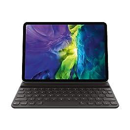 Apple Smart Keyboard Folio for iPad Air (4th Generation) and iPad Pro 11-inch (2nd Generation) – US English