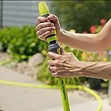 Flexzilla Garden Hose with SwivelGrip, 5/8 in. x 25 ft., Heavy Duty, Lightweight, Drinking Water Safe - HFZG525YWS