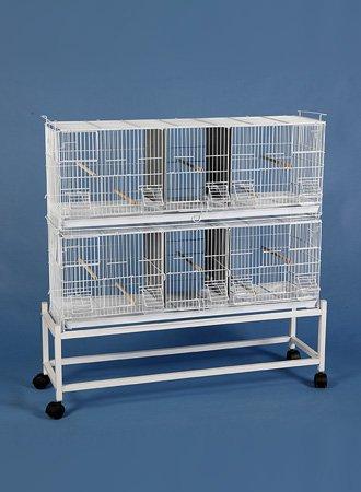 Bellas Bungalow Breeding Bird Cage - 38
