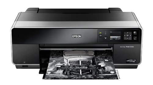 Epson Stylus Photo R3000 Wireless Wide-Format Color Inkjet Printer (C11CA86201)